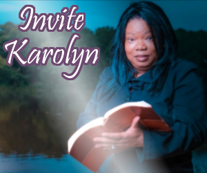 Invite Karolyn Johnson